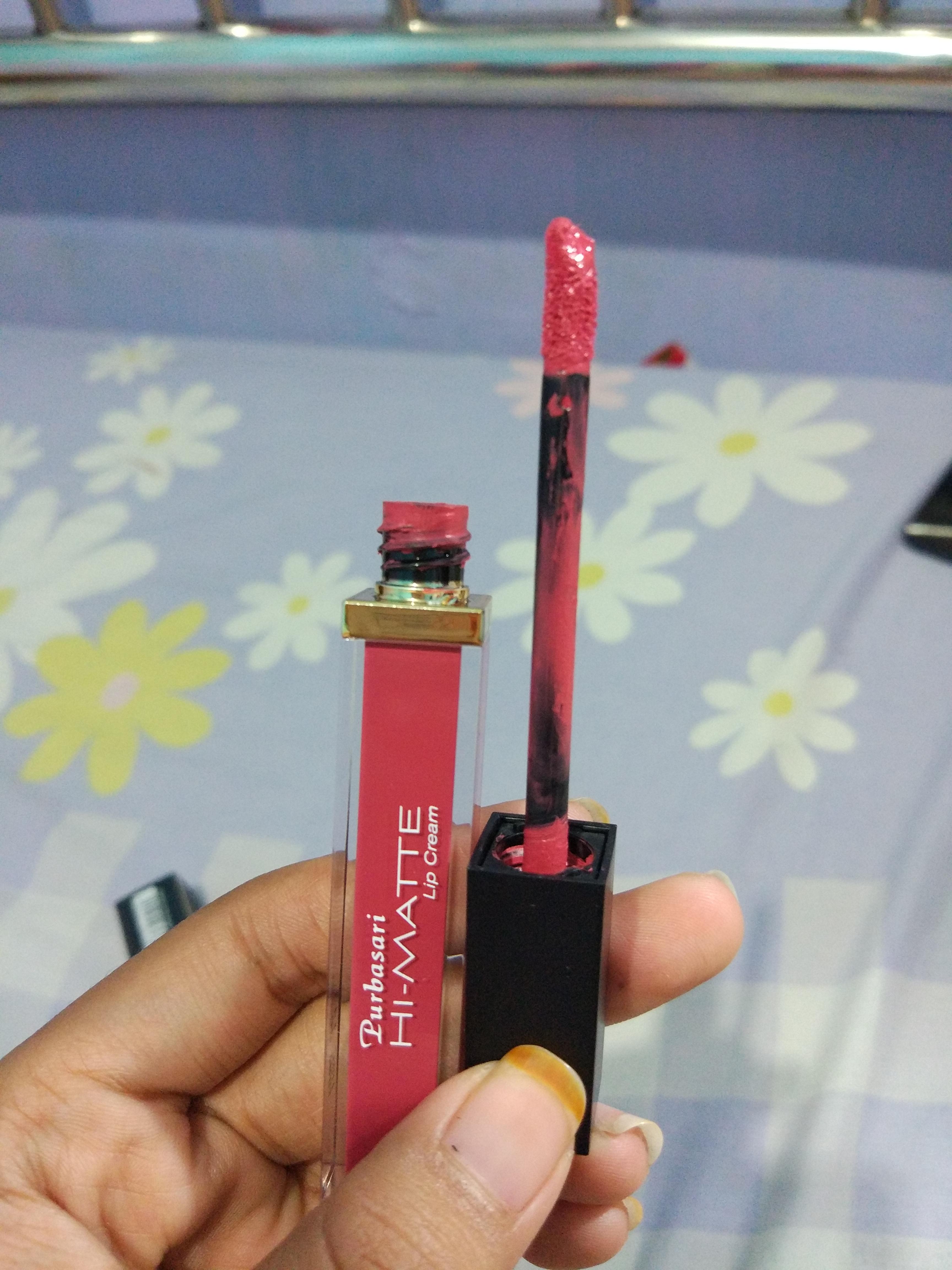 Purbasari Hi Matte Lip Cream Hydra Series Review Phieghas Blog Lipstik Paling  Original Teksturnya Ngga Jauh Beda Sama Yang Cuma Perbedaannya Ini Berupa